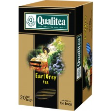 QUALITEA EARL GREY ΤΕΑ 20 SACHETS