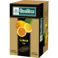 QUALITEA LEMON TEA 20 SACHETS
