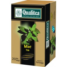 QUALITEA MINT TEA 20 SACHETS